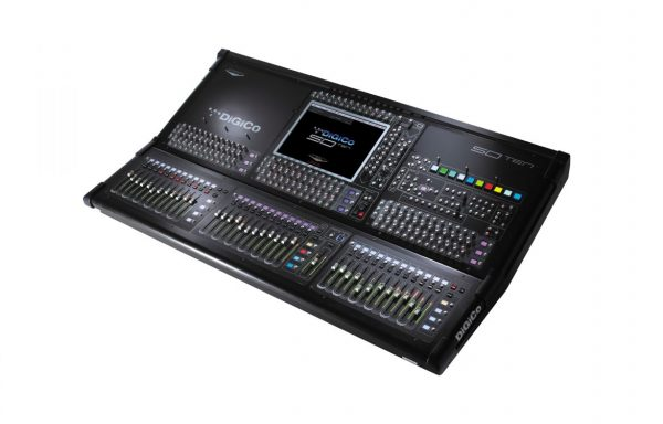 DiGiCo SD10 (Waves SG)